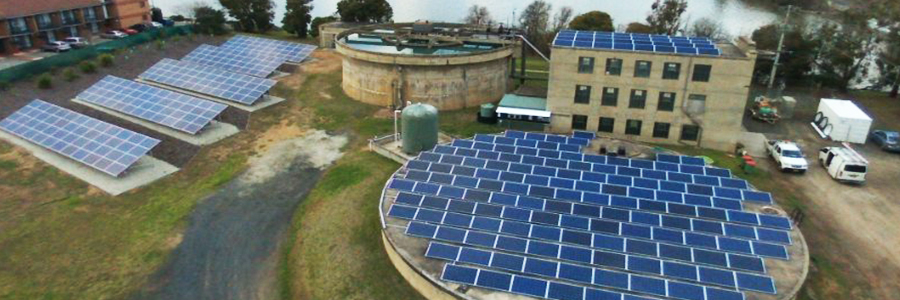 ReneSola Delivers 1,664 Virtus II Solar Panels to the Corowa Shire Council Thanks to Harelec